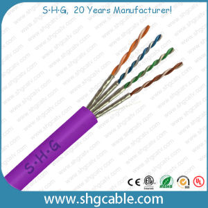 High Quality LAN Cable FTP Cat7 pictures & photos