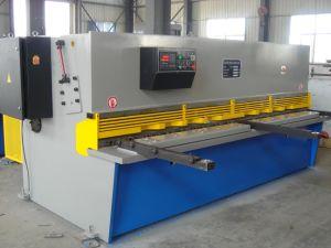 CNC Hydraulic Swing Beam Metal Sheet Shearing Cutting Machine (CL12Y-4X2500)