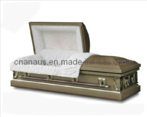China Casket (ANA) Metal Casket for Funeral pictures & photos