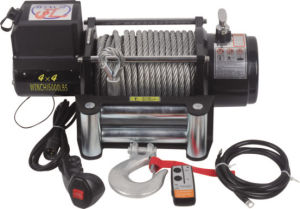 15000 Lbs 4X4 Winch with CE Approved