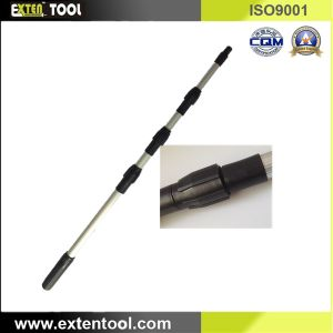New 4 Sections Outer Twist Locking Telescopic Aluminum Pole