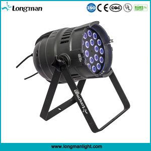 Full Rgbawuv 18X14W LED PAR Light (RG-P64-1814) pictures & photos
