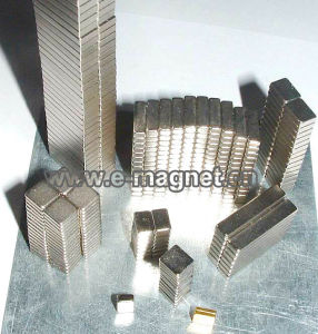 High Quality NdFeB Magnet Permanent Block pictures & photos