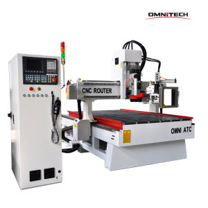 1325 Woodworking CNC Router with Atc for Ce