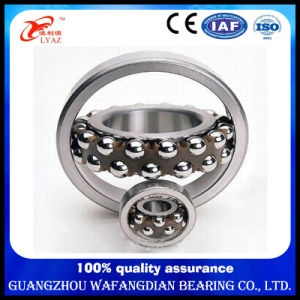 High Vibration Self-Aligning Ball Bearing 1310 for Motorcycles pictures & photos