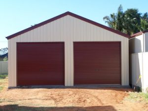 Gable End Popular Style Light Steel Structure Erection Storage (KXD-Z1) pictures & photos