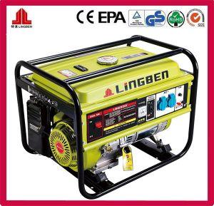 5000W 188f Portable Gasoline Generator (LB6500)