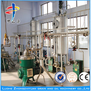 1-100 Tons/Day Soya Oil Refinery Plant/Oil Refining Plant pictures & photos