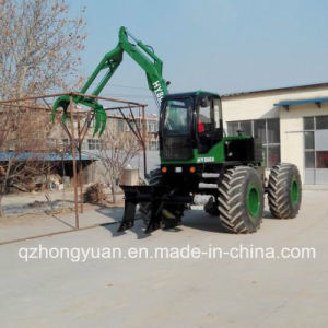 Sugarcane Loader Hy8600 Log Gripper Ce Certificate pictures & photos