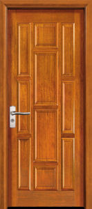 Europe Wood Door (CL-2039) pictures & photos