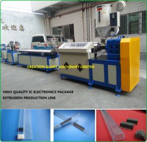 Competitive High Output IC Electronics Package Plastic Extrusion Machine pictures & photos