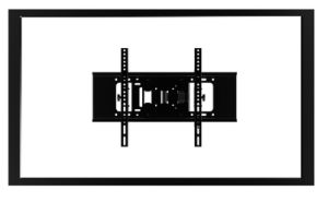 "TV Wall Mount Black or Silver Suggest Size 37-70"" Pl5040L pictures & photos"