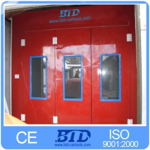 Btd7200 Spray Booth for Cars pictures & photos