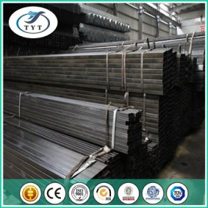 Warehouse Building Material Structure Square Black Pipe pictures & photos