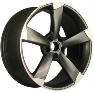 16inch Alloy Wheel Replica Wheel for Audi′s pictures & photos