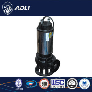 Stainless Steel Submersible Sewage Pump pictures & photos