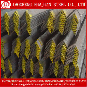 Mild Steel Angle Bar Used for Tower pictures & photos