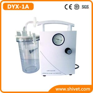 Veterinary Low-Vacuum Suction Unit (DYX-1A) pictures & photos