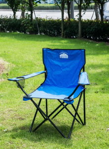 Folding Director Beach Chair with Armrest (MW11009) pictures & photos