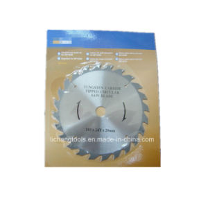 Wood Tct Saw Blade with Vacuum Packing pictures & photos
