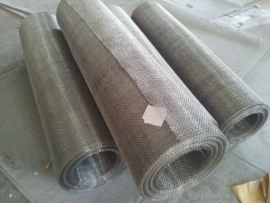 304 316 316L Stainless Steel Plain /Twill /Dutch Weave Wire Mesh pictures & photos