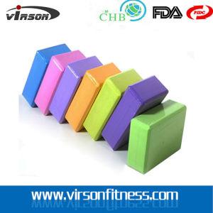 Colorful EVA Foam Yoga Blocks/ Yoga Bricks