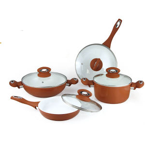 Aluminum Cooking Set pictures & photos