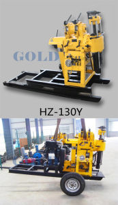 Hz-130y Small Drilling Rig Water Well Drilling TIG pictures & photos