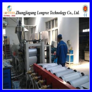 New PVC Sheet Plastic Board Extruder Production Line pictures & photos