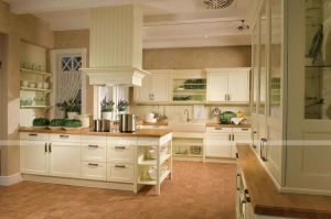 Solid Wood Kitchen Cabinet Design Customized Kitchen Cabinet pictures & photos