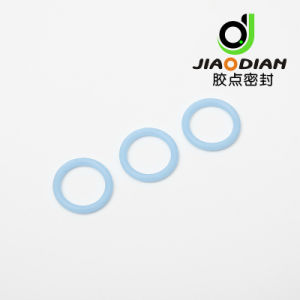 Translucent Silicone O Ring for Hydraulic Seals with SGS CE RoHS ISO FDA Cetificated As568 Standard (O-Ring-01) pictures & photos