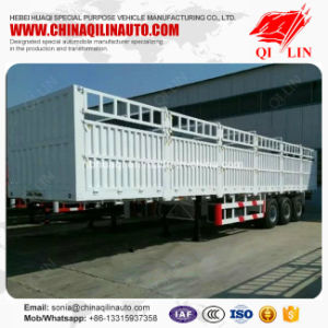 Multifunctional Side Wall Semi Trailer with ISO CCC Certification pictures & photos