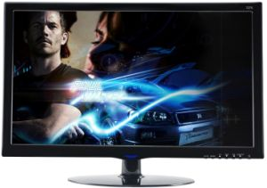 Hot Sale Widescreen 19 Inch LED Monitor with VGA pictures & photos