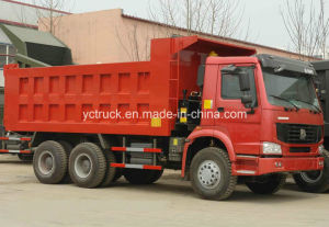 China Sinotruk HOWO 6X4 336HP Tipper Truck
