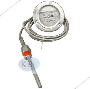 Stainless Steel Capillary Remote Reading Thermometer pictures & photos