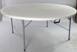 5ft Folding Round Banquet Table (SY-152Y) pictures & photos