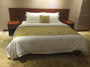 Hotel Bedroom Furniture/Luxury Kingsize Bedroom Furniture/Standard Hotel Kingsize Bedroom Suite/Kingsize Hospitality Guest Room Furniture (GLBD-006) pictures & photos