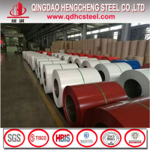 JIS 3312 Ral9002 PPGI Color Coated Steel Coil pictures & photos