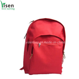 Fashion Polyester Backpack for School (YSBP00-0007-01) pictures & photos