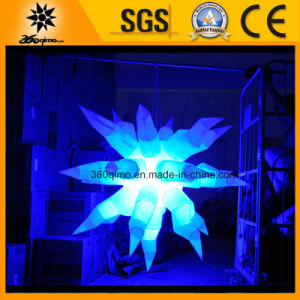 Cheap Factory Price Inflatable Hanging Stars
