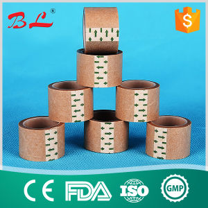 Non-Woven Paper Surgical Tape Medical Paper Tape pictures & photos