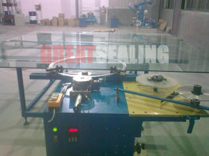 Large Winder for Spiral Wound Gaskets (Horizontal Style)