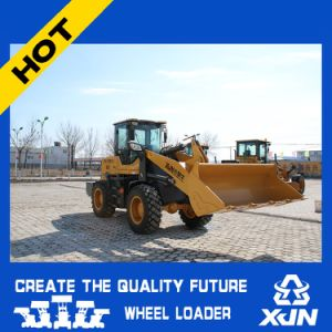 2 Tons Small Wheel Loader From Chinese Supplier pictures & photos