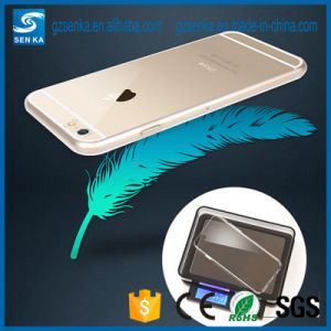 Transparent TPU 0.3mm Mobile Phone Case for Samsung Galaxy S7 pictures & photos