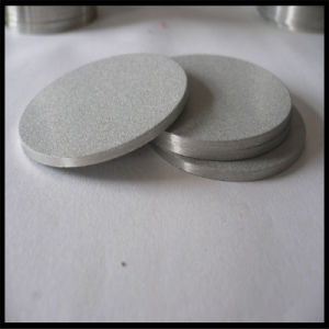 Sintered AISI316 Closed Edge Stainless Steel Filter Disc pictures & photos
