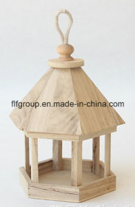 Customized Plant Holders Wooden Crate Pine Wood Flowerpot Box From China pictures & photos