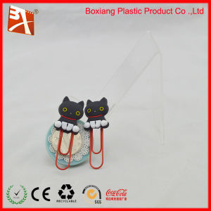 The Manufacturer of Soft PVC Bookmarks