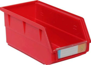 Stackable Plastic Storage Bins pictures & photos
