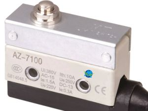 Horizontal Mini Enclosed Limit Switch, Micro Switch (AZ-7100) pictures & photos