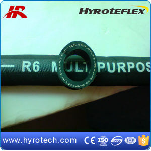 "SAE 100r6 1/4"" of Hydraulic Hose pictures & photos"